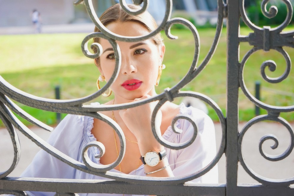 Maria Rosaria Rizzo- Daniel Wellington-watch