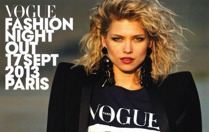 vogue fashion night 2013 paris