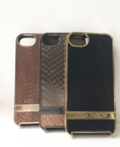 i-phone case linda farrow