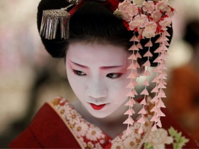 beauty made ​​in Japan