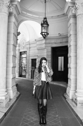 Maria Rosaria Rizzo outfit