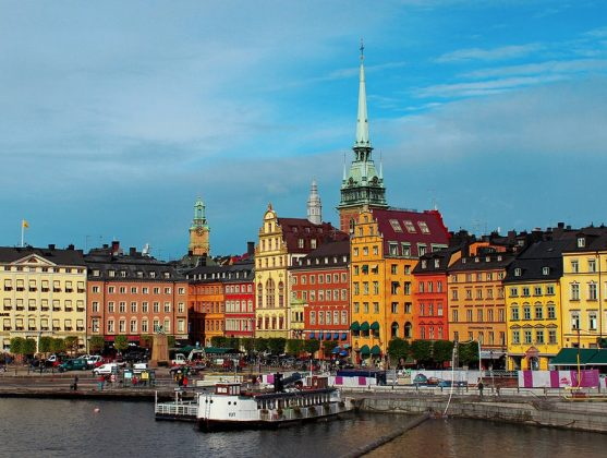 A Weekend in Stockholm