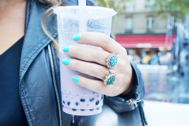 Bubble Tea in Paris