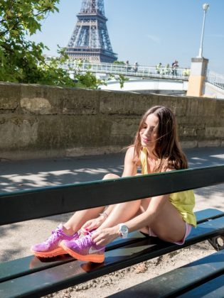 Workout Paris