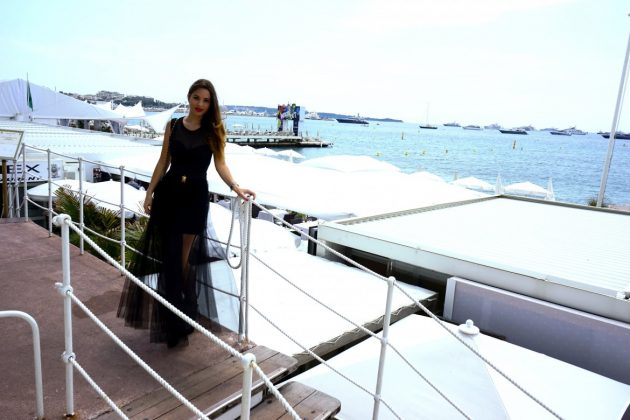 outfits in cannes