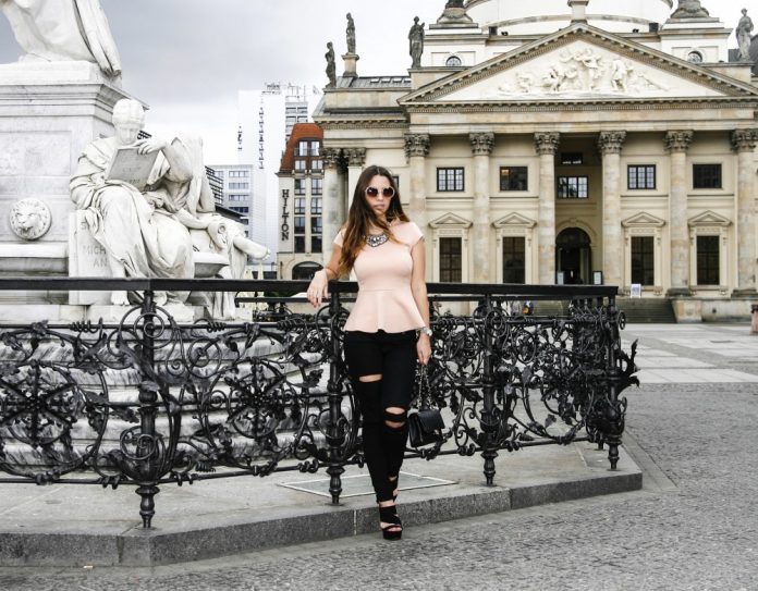 outfit in berlin