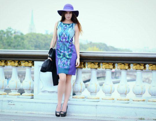 purple style