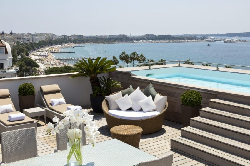 HOTEL BARRIERE LE MAJESTIC A CANNES