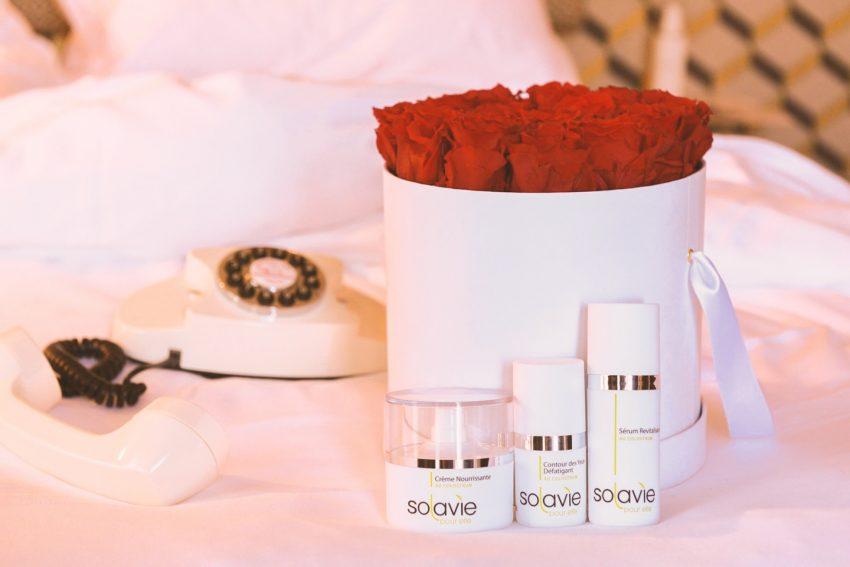 cosmetici naturali SOLAVIE