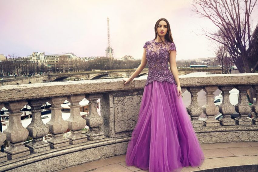 HAUTE COUTURE LOVE WITH LIINA STEIN