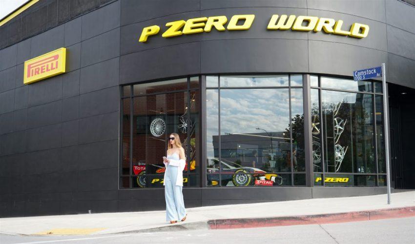 P Zero World