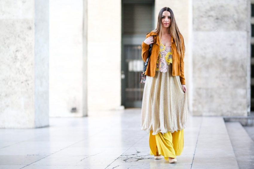 YELLOW TREND - Shooting