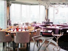 PETER at THE PENINSULA : Luxury Tokyo Restaurant