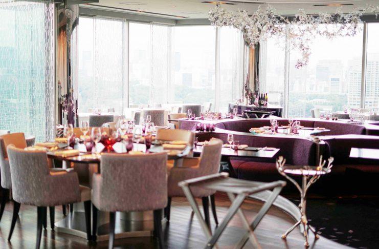 PETER at THE PENINSULA : Luxury Tokyo Restaurant