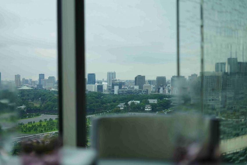 Ristorante di Lusso a Tokyo
