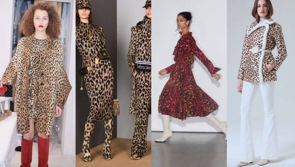 Fashion Trend Winter 2018 : ANIMALIER