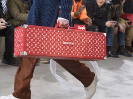 THE LOUIS VUITTON and SUPREME COLLABORATION