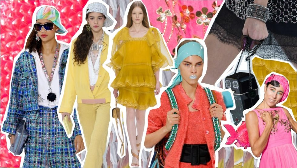 3 TRENDS OF PFW SS17