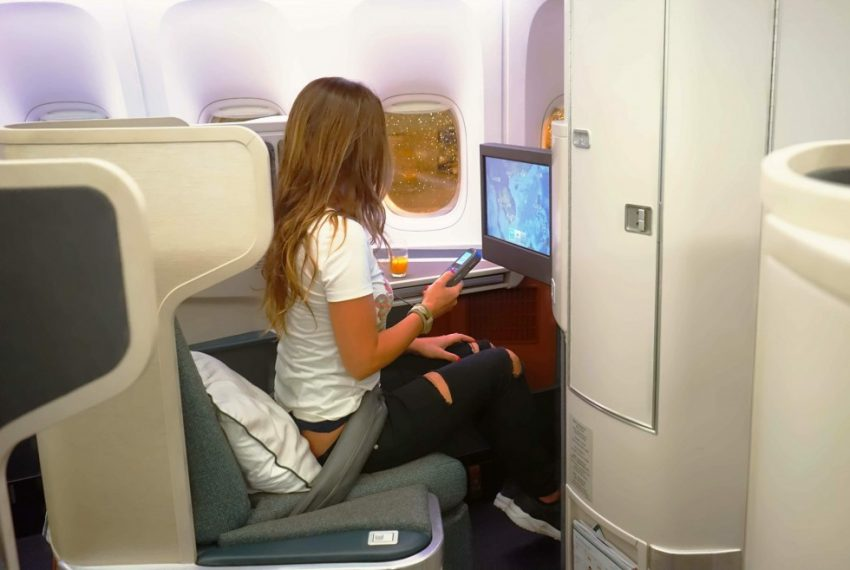 Cathay-Pacific-with-La-Coquette-Italienne-flight-Hong-Kong