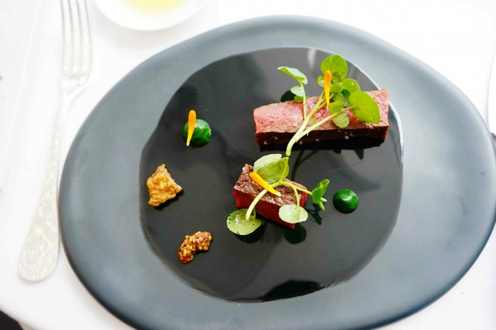 Dish at Key Restarurant Paris
