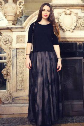 Maria Rosaria Rizzo aka La Coquette Italienne // outfit Deux A