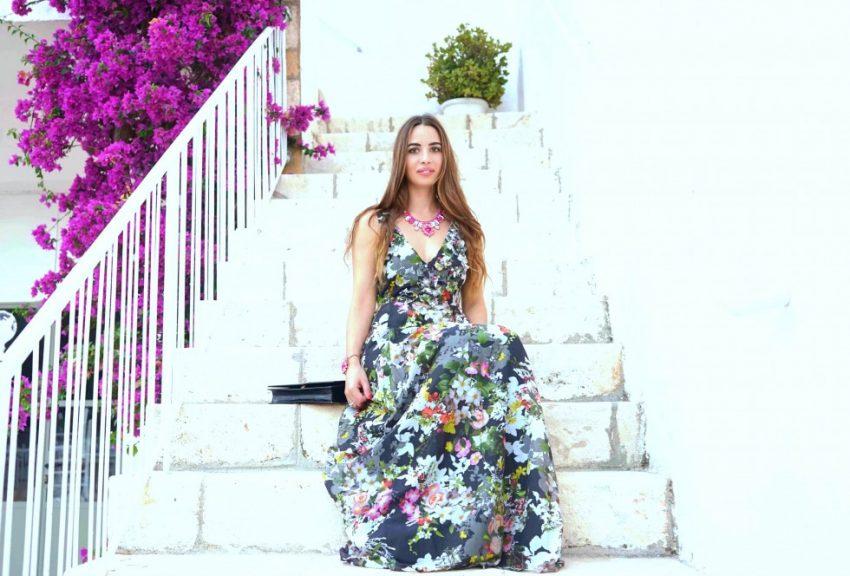 Maria-Rosaria-Rizzo-La-Coquette-Italienne-wearing-Mariella-Rosati