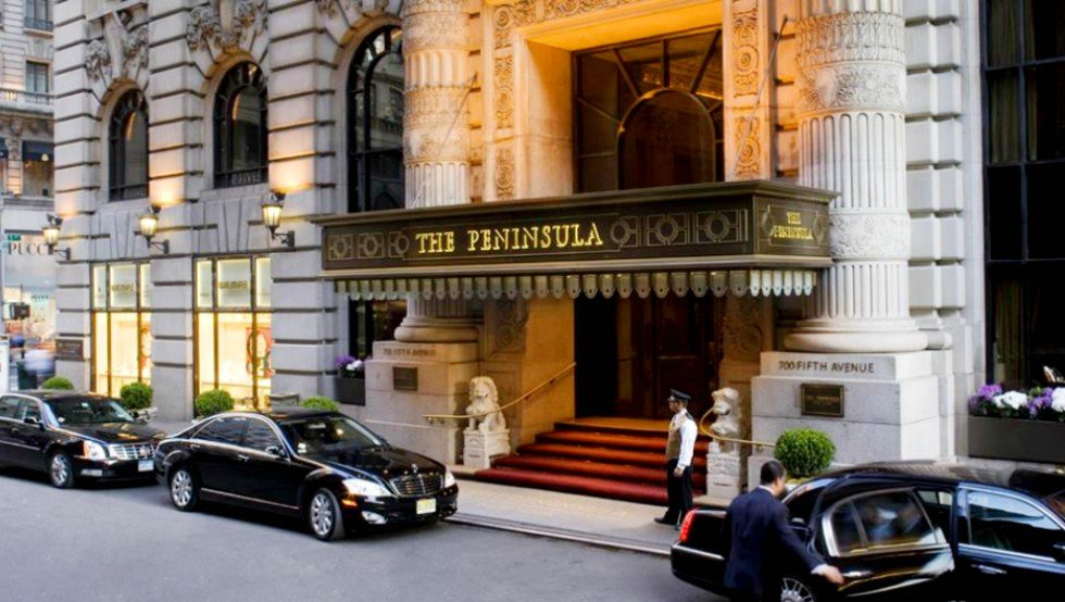 hotel The Peninsula New York