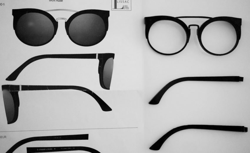 MADE TO MEASURE SUNGLASSES by Lissac