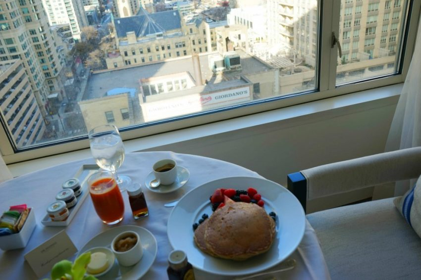 The-Peninsula-Chicago-In-Room-Breakfast
