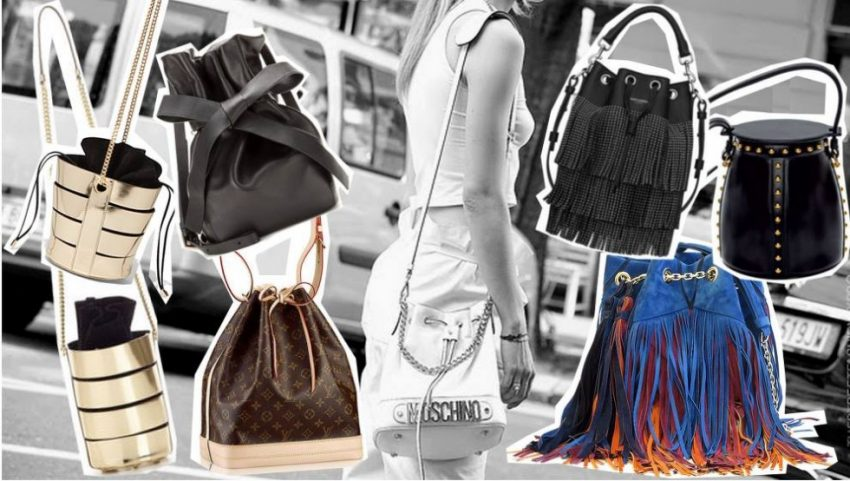 THE BUCKET BAG REVIVAL