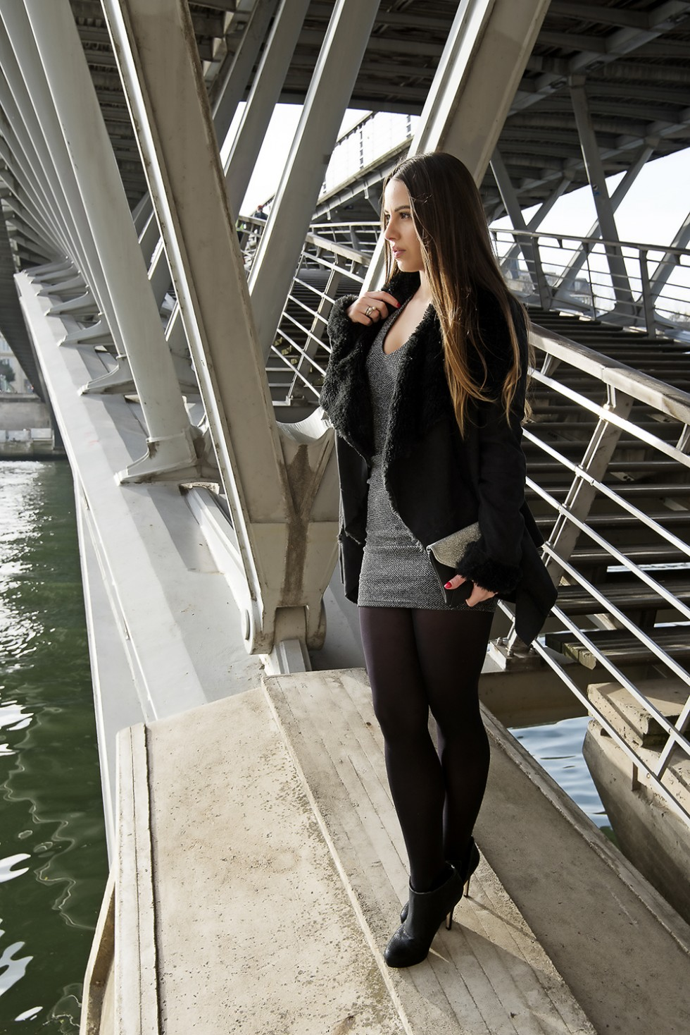 Maria Rosaria Rizzo - Shooting paris