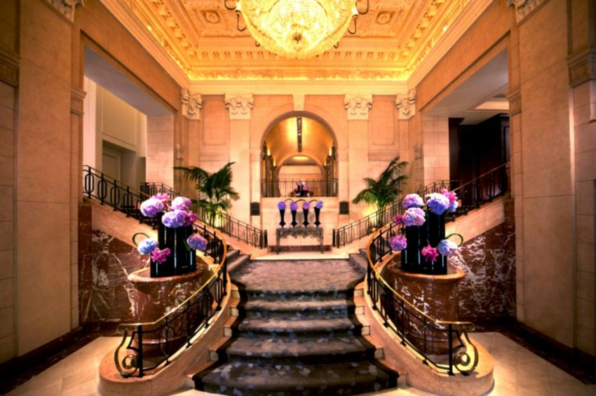 THE PENINSULA NEW YORK - Hall
