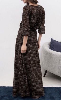 Robe longues tendance mode hiver