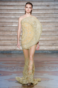 Tony Ward Haute Couture Primavera Estate 2020 giallo 03