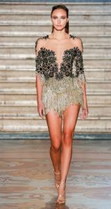 Tony Ward Haute Couture Printemps Eté 2020 nu