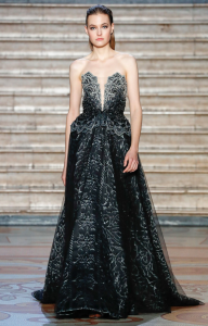 Tony Ward Haute Couture Primavera Estate 2020 nero 02