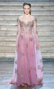 Tony Ward Haute Couture Primavera Estate 2020 rosa 03