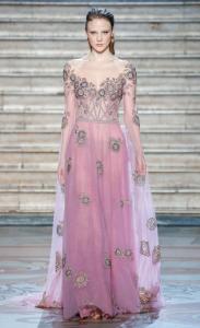 Tony Ward Haute Couture Printemps Été 2020 Rose 03