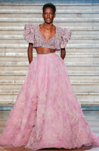 Tony Ward Haute Couture Primavera Estate 2020 rosa 02