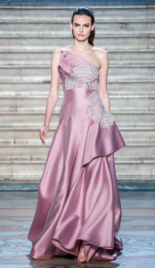 Tony Ward Haute Couture Primavera Estate 2020 rosa 01