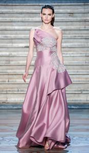 Tony Ward Haute Couture Printemps Eté 2020 Rose 01