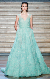Tony Ward Haute Couture Primavera Estate 2020 - verde