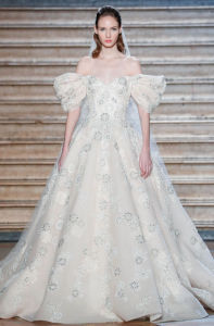 Tony Ward Haute Couture Primavera Estate 2020 abito sposa