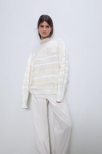 Zara chemise large 2020