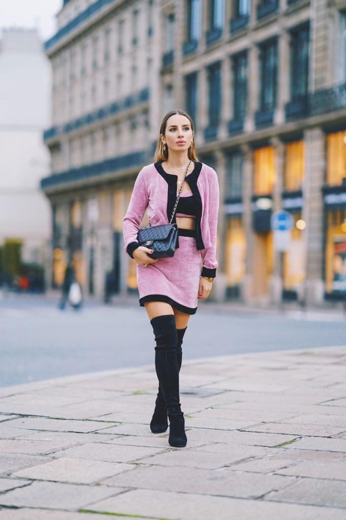 Maria Rosaria Rizzo comfy chic paris suit