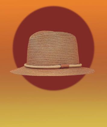 Cappello paglia tendenze estate 2021