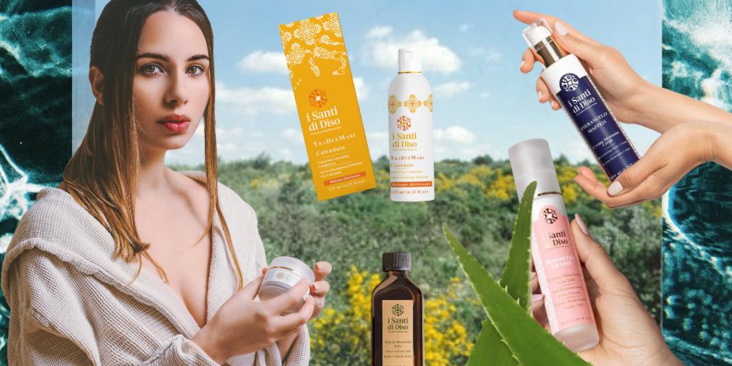 I Santi Diso : cosmetici naturali mediterranei